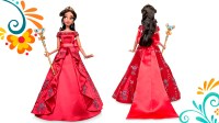 Elena of Avalor first Limited Edition Designer Doll from ...