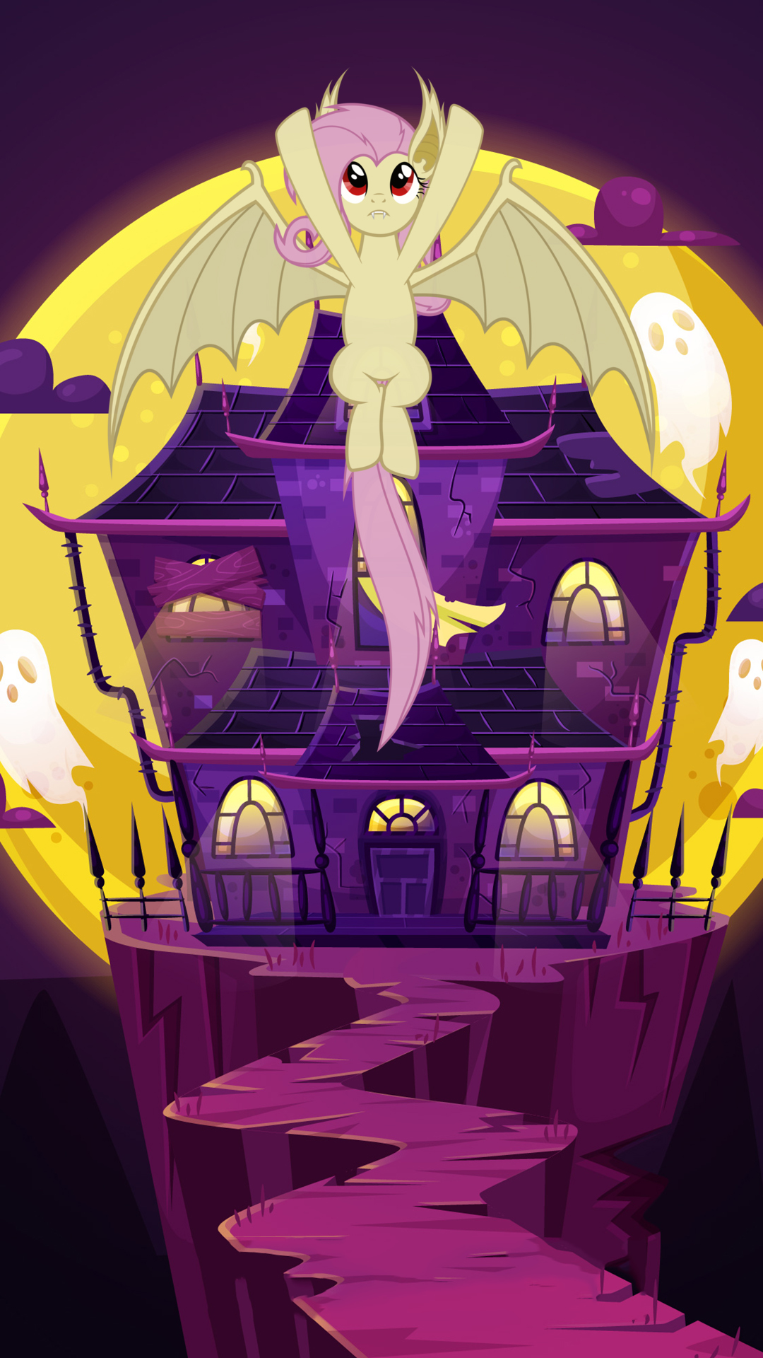 Cute Love Dolls Hd Wallpapers Cute Halloween Phone Wallpapers With My Little Ponies As