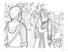Aladdin 2019 Jasmine Coloring Pages
