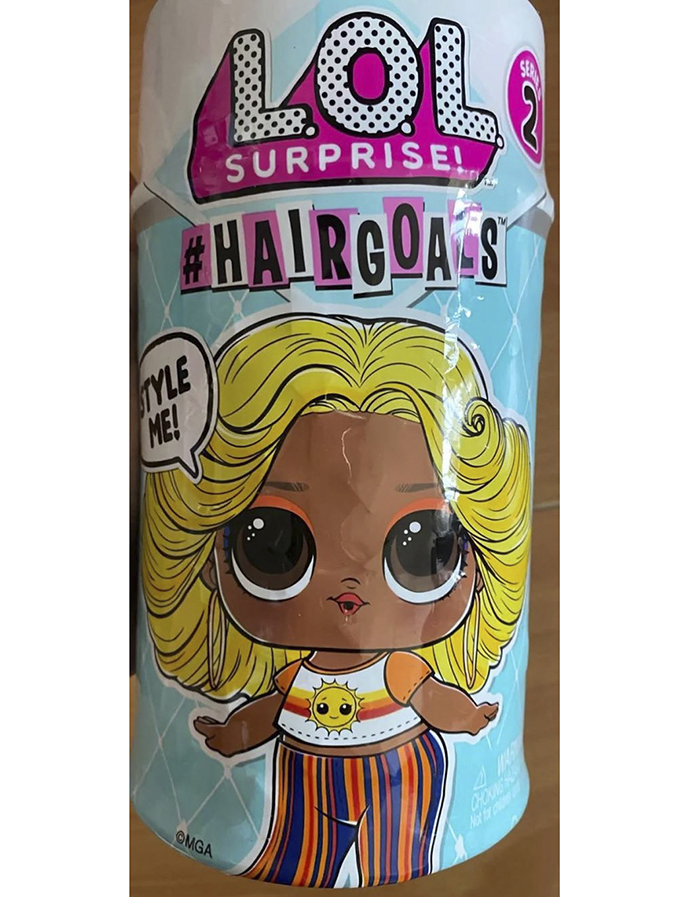 Lol Surprise Hairgoals Series 2 New Lol Dolls With Long Real Hair Youloveit Com