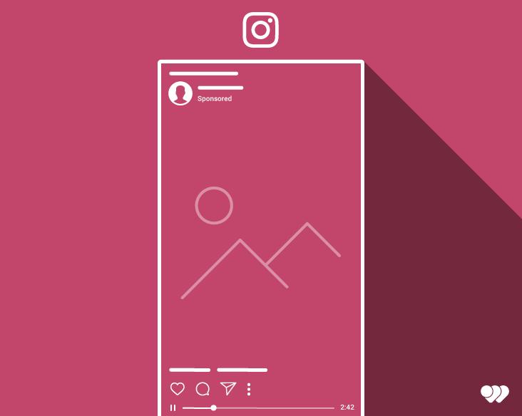 Utilisation du support Instagram TV pour des contenus a visée publicitaire