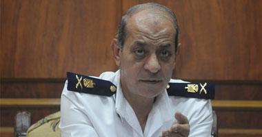 اللواء عمر الفرماوى مدير أمن 6 أكتوبر