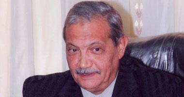 اللواء محسن حفظى مساعد أول وزير الداخلية
