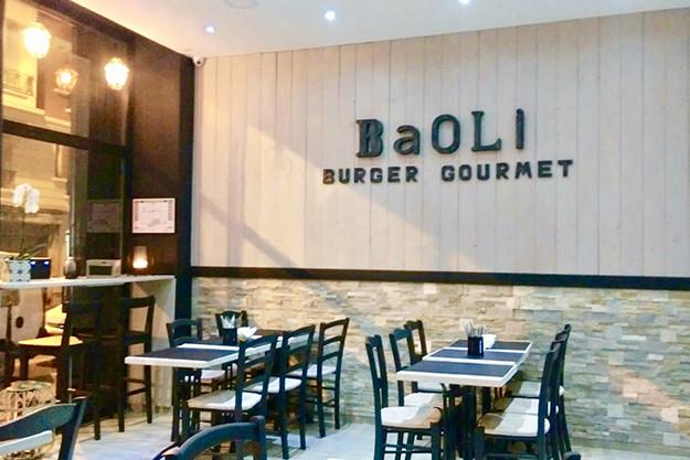 Le Baoli Burger