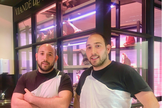 Interview : « Les Jumeaux », la boucherie bio & Halal