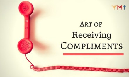 5 Tips to learn the Art of Receiving Compliments