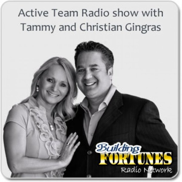 Peter Mingils Interviews Christian And Tammy Gingras