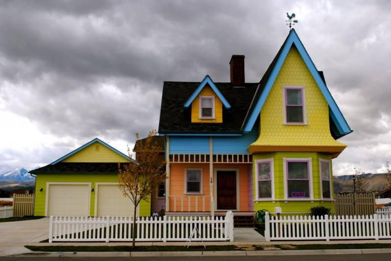 Le case tratte dai cartoni animati pi famosi  YouMoviesit