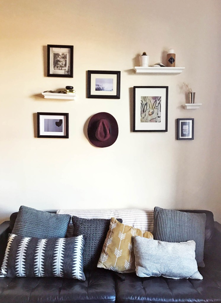 living room gallery wall ideas interior decorating