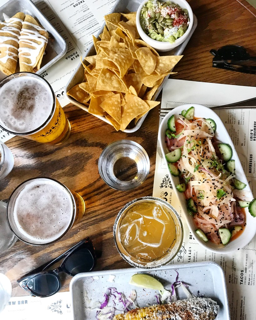 where to eat in miami best food lolo's surf cantina
