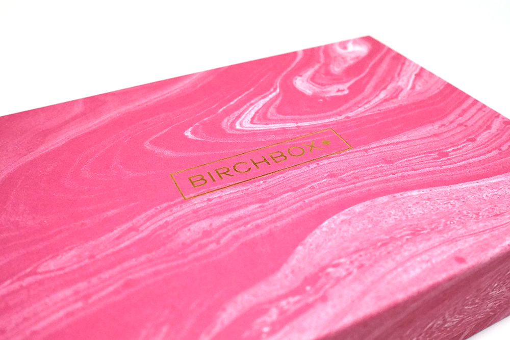 Birchbox October 2015 Positive Force