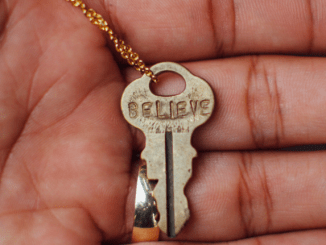 the giving keys believe key
