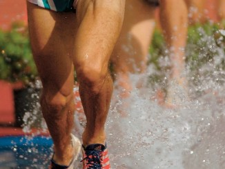 Marathon Male Runner's Legs Outdoor running forms Younfolded blog