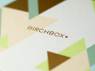 Birchbox March 2016 box younfolded blog