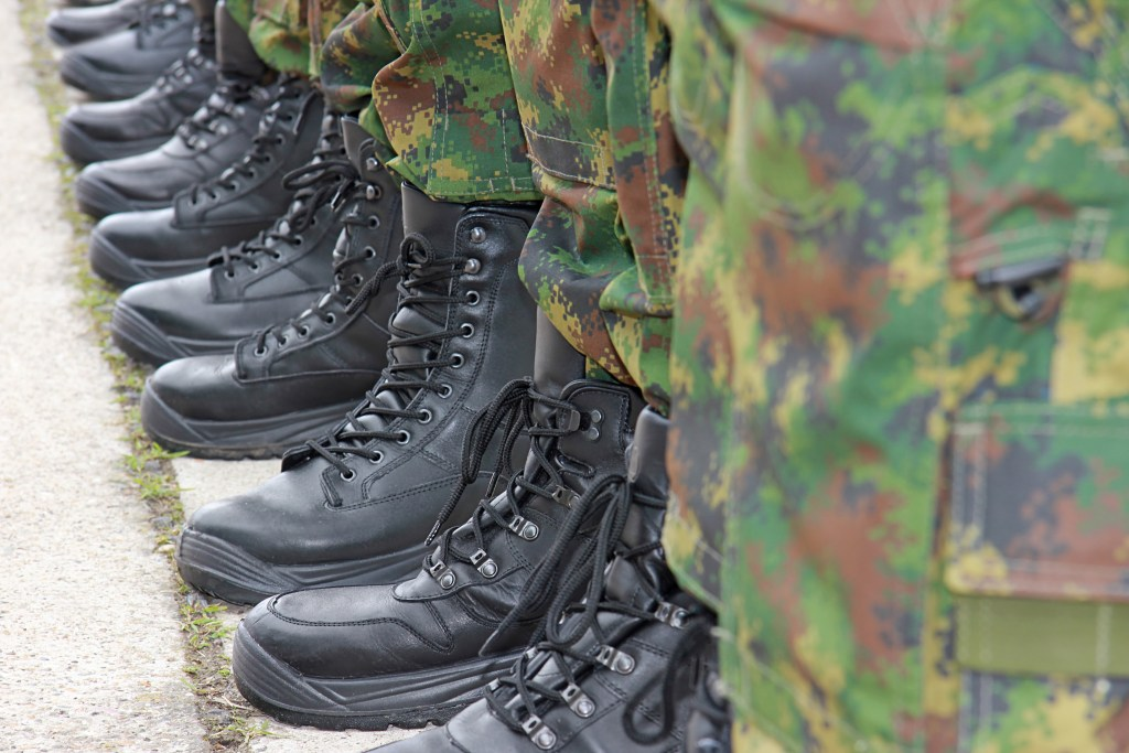 Army, Military Boots memorial day move it monday younfolded blog boot camp exercises