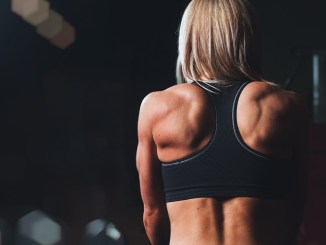 blond female muscular back younfolded blog move it monday