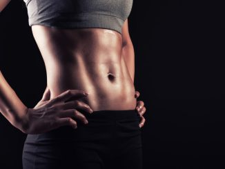 Strong woman abs show off move it monday younfolded blog