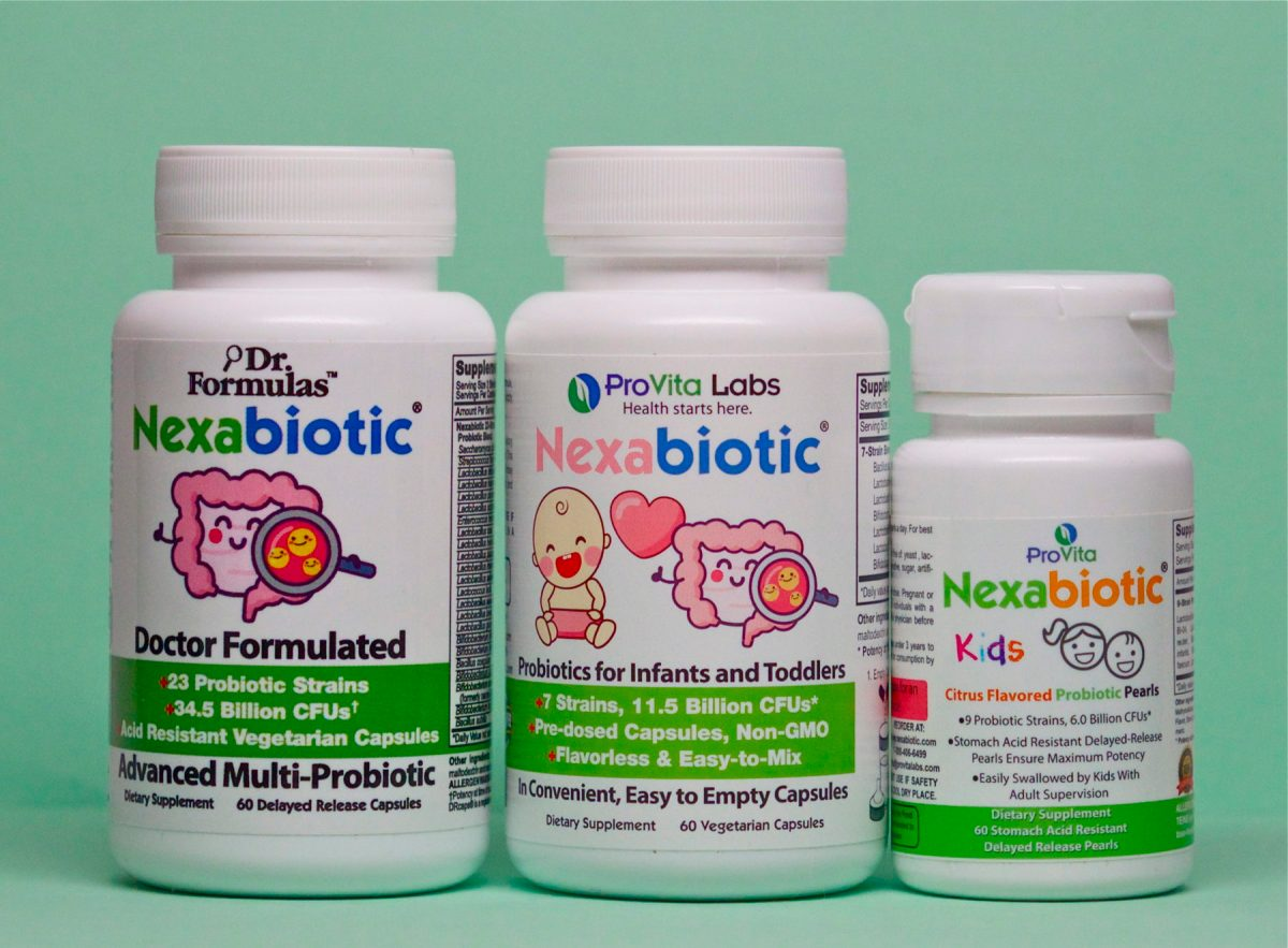 Nexabiotic for a Happy Gut