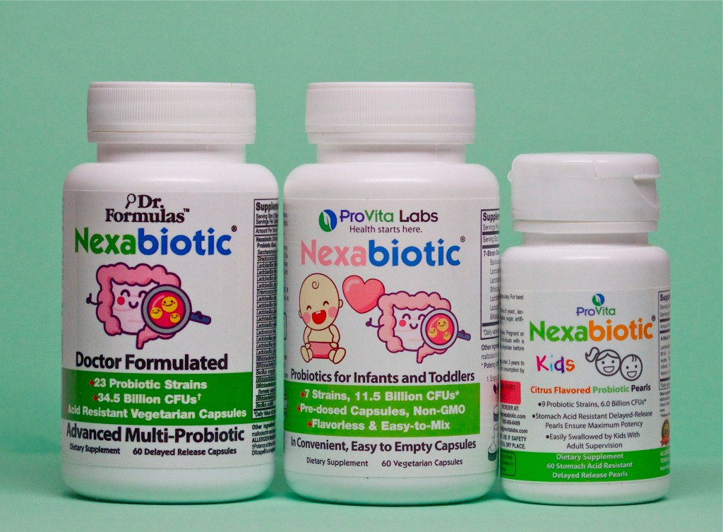 Nexabiotic Products