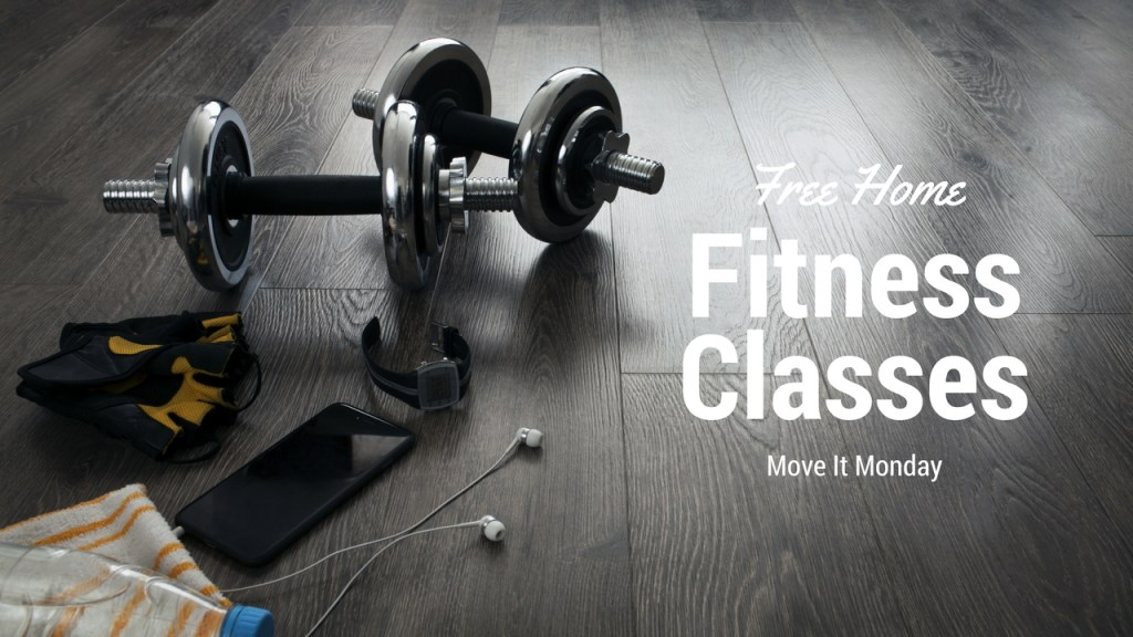 Move It Monday Fitness Classes younfolded blog
