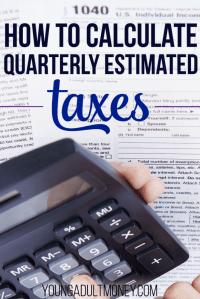 Estimated Tax Worksheet Calculator. Worksheets. Ratchasima ...