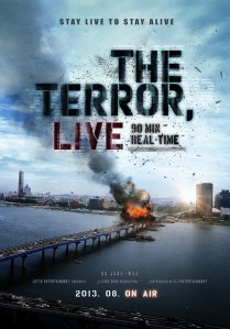 Korean Movie Review: The Terror Live