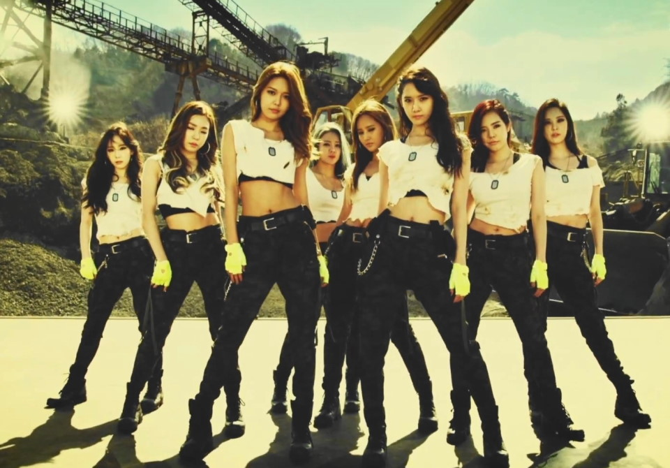 Girls' Generation to Headline KCON15NY