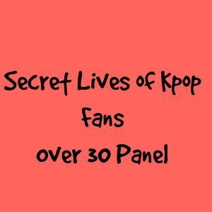 KCon LA 2015: The Secret Lives of Kpop Fans Over 30 Panel