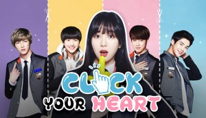 Create Your Own K-Drama with Click Your Heart