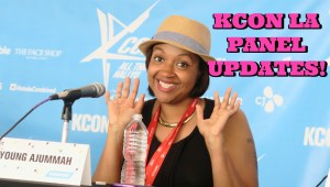 KCON LA Panel Information