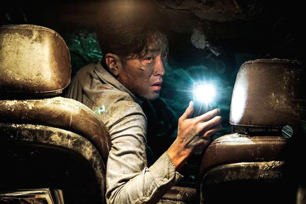 Korean Movie Review: Tunnel 터널