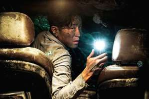 Korean Movie Review: Tunnel 터널