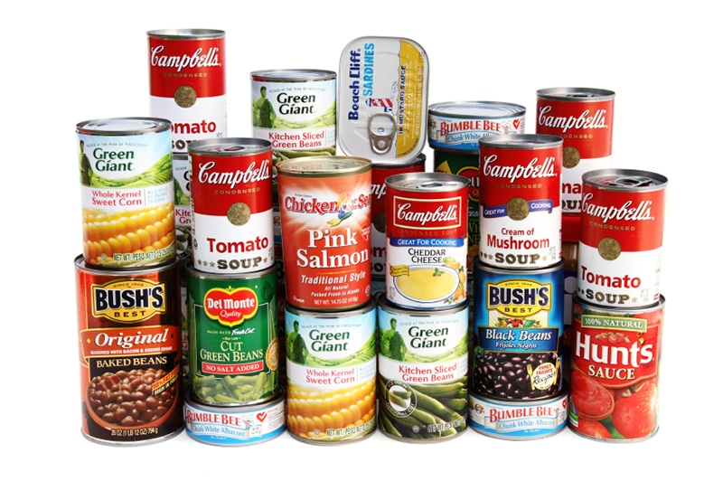 Image result for canned foods