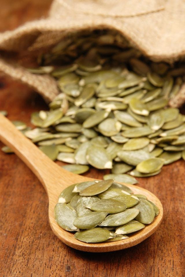 Trail Seeds Mix Green