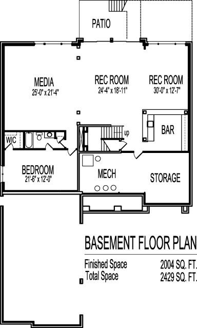 Bungalow House Floor Plans Design Beautiful 2 Story Four
