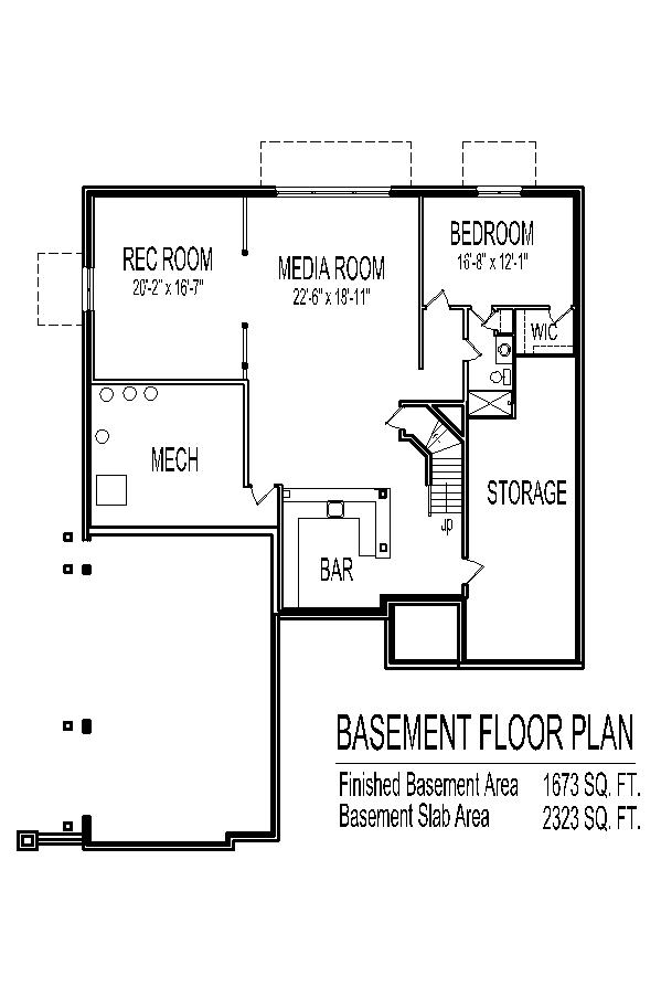 House Designs Drawings Blueprints 4 Bedroom 2 Story with 3