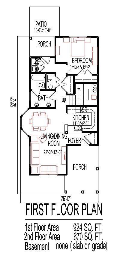 House Design Plans For Small Lots | Amazing House Plans