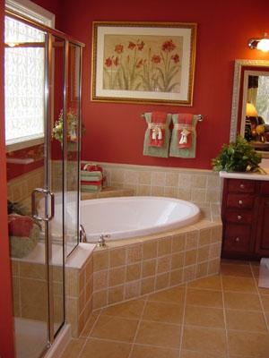 Small Bathroom Addition Master Bath Ideas Small House