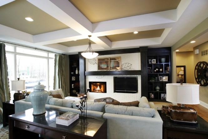 Florida Living Room Design Ideas Studio