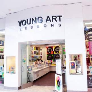 Valley Fair Young Art Location