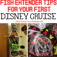 Fish Extender Tips For Your First Disney Cruise