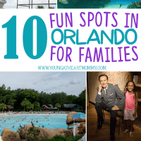 10 Fun Spots In Orlando For Families To Visit
