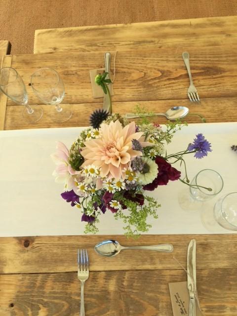 wedding flowers, Bradford on avon