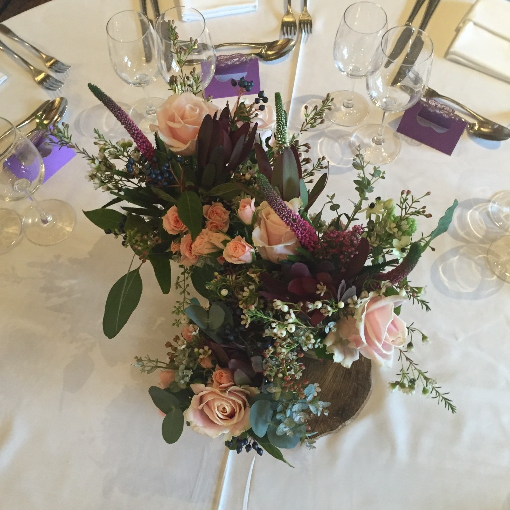 Wedding flowers,Young Blooms