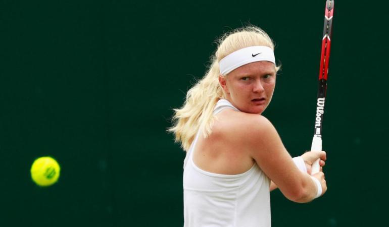 Avec 8 doigts et 6 orteils, Francesca Jones s'offre une sélection à Wimbledon