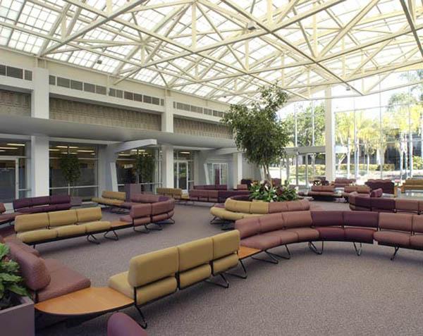 Southwestern College  Student Lobby Area Chula Vista CA