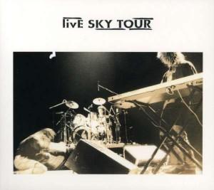 Live Sky Tour album cover, July 13, 1993