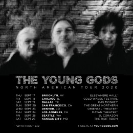 September US tour