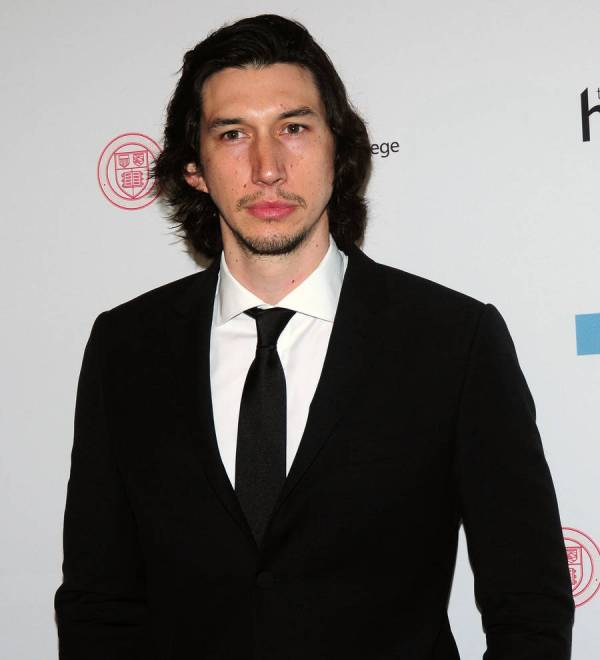 Adam Driver Suffered With Movie Diet - Young Hollywood