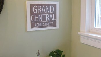 home decor bathroom signs.htm how to distress wood  video   photos  young house love  how to distress wood  video   photos